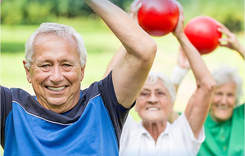 ¿Más razones para prescribir ejercicio físico a personas mayores?